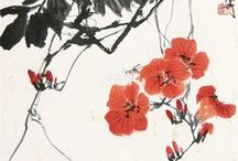 Painting (China & Japan), Flowers
