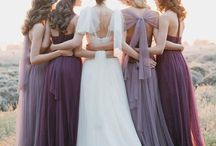Lila Wedding Hochzeit