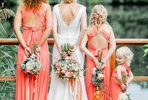 Coral Wedding Hochzeit