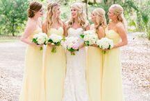 Yellow Wedding gelbe Hochzeit