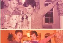 Ian and Keegan