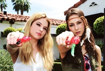 Ashley and Troian