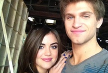 Keegan and Lucy