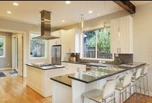 Kitchens / If you are in the Greater Seattle area and looking for a General Contractor to assist with a kitchen remodel, contact Flying Dormer. www.flyingdormer.com