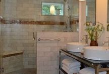 Bathrooms / Samples of our work, as well of some spaces we just love. If you are in the Greater Seattle area looking for a General Contractor to assist with a bathroom addition or remodel, contact Flying Dormer. www.flyingdormer.com