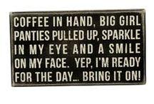 Things that make me smile..........