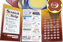 Scratch Card Fundraiser / Scratch & Help® by ABC Fundraising® is the Original Scratch Card Fundraiser With 90% Profit & No Money Down! Scratch Cards are the #1 Fundraising Idea For Schools, Churches & Non-Profits!