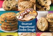 Cookie Dough Fundraiser / The ABC Fundraising® Cookie Dough Fundraiser - Up To 80% Profit! Great Cookie Dough Fundraising Ideas - Get Your FREE Order-Taking Forms at http://www.abcfundraising.com/cookie-dough-fundraiser.htm