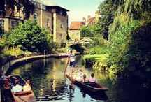 Pictures of Cambridge / Random pictures of Cambridge, because we love the city