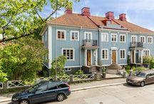 År 1923 www.storangsgatan.se / Vackert sekelskifteshus 1923