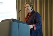 Annual Disability Lecture 2014 / Excellent presentation from Dr Rachel Perkins at our Annual Disability Lecture on 20th March 2014!