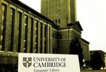 Pinterest boards from around the University of Cambridge / Other boards of interest
