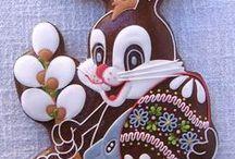sütik / dekorálás