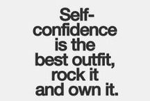 Career // Confidence