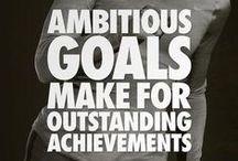 Career // Goal Setting