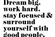 Career // Entrepreneurship
