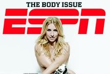 ESPN Body Issue / by Jerry Humphrey