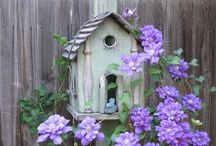 Garden / Giardini e fiori