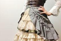 Kostüme - Steampunk - Larp / Steampunkmode