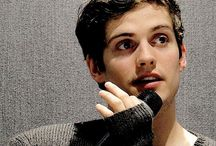 Daniel Sharman (and a bit of Dylan)