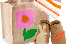 Newborn gift bags