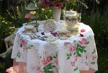Garden Tea Parties / by Tea Crockery
