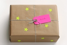 Wrapping + Packaging