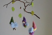 Mobiles and Windchimes