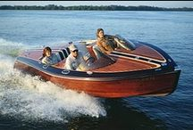 Chris Craft / Wood boats are just a classic. / by Richard Michaelson