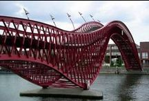 Bridges / Whether it's a foot bridge, tower bridge, or a natural bridge.  Without them we would never get to the other side. / by Richard Michaelson