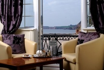Rooms with a view at The Bedford / Prime location. At the heart of Sidmouth's Esplanade facing out over Lyme Bay