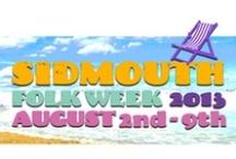 Sidmouth Folkweek
