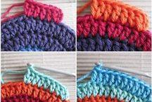 Crochet Patterns and Tutorials