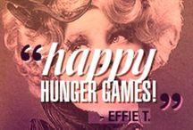 Hunger Games / by janai sheerin