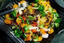 Salad recipies / Fresh and delicious salad recipies