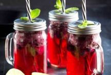 Drinks / Drink recipes - cold and refreshing drinks