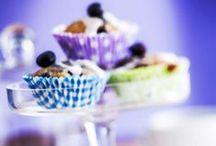 Baking/Leivonta / Delicious baking recipes/Kuohkeita leivontareseptejä