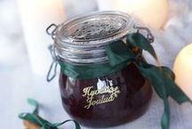 Handmade Holiday Gifts/itsetehdyt joululahjat / Handmade Holiday Gift recipes/ihania ruokalahjojen reseptejä