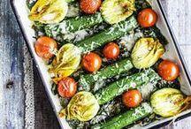 Vegetarian/Kasvisruokia / Delicious vegetarian recepies/Mehevien kasvisruokien reseptejä