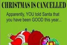 Christmas Humor / Funny pictures and jokes related to Christmas