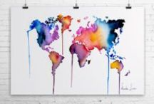 Wanderlust / Travel plans, inspiration for trips, the places I want to be