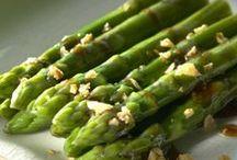 Asparagus recipes - Parsaruokia / Delicious asparagus recipes - Herkulliset parsaruoat aloittavat kevään