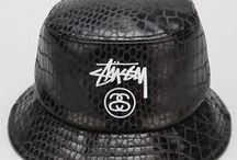 Bucket hat / by SI-Ra Wit