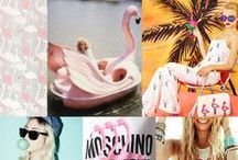 Trend ss15 / by SI-Ra Wit