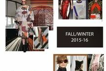 Trend FW15/16 / by SI-Ra Wit