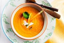 Soups - Keittoja / Kaiken maailman keittoja, reseptit löytyvät osoitteesta http://ruoka.fi - Delicious soups