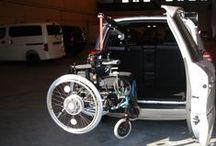 Cargar silla en el vehículo