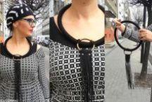 MY HANDEMADE NECKLACES (WOKÓŁSZYJNIKI) / handmade jewelry http://izaraj.wix.com/wokolszyjniki MASAJKI