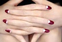 Mani CUTE / fantasia sulle unghie