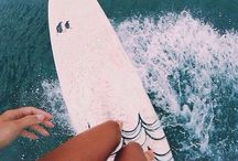 [ surfing ] / in the surf ✖️
